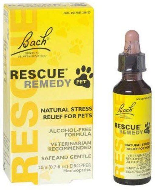 Bach Flower Remedies Pet Rescue Remedy 20 ML