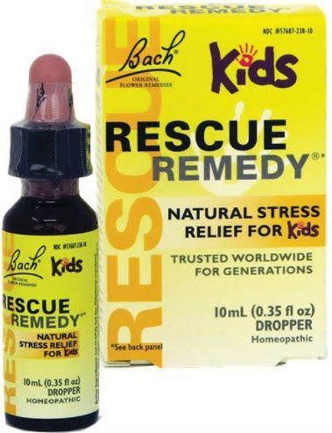 Bach Flower Remedies Kid's Rescue Remedy 10 ML