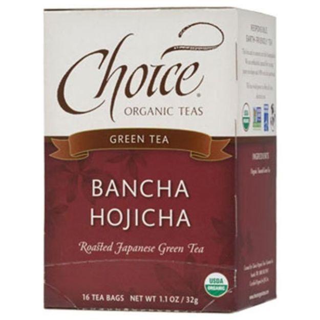 Bancha Hojicha Tea (16 tea bags - Choice Teas)