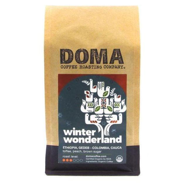 Winter Wonderland Whole Bean Coffee (12 oz., DOMA Coffee Roasting Company)