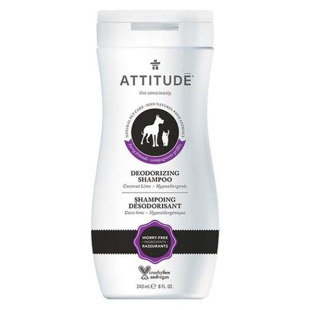 Deodorizing Shampoo - Pet - Coco Lime (8 fl. oz., Attitude)