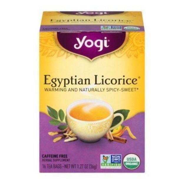 Yogi®  Egyptian Licorice Tea