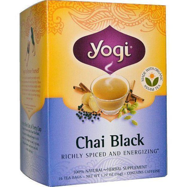 Yogi® Chai Black - Richly Spiced and Energizing