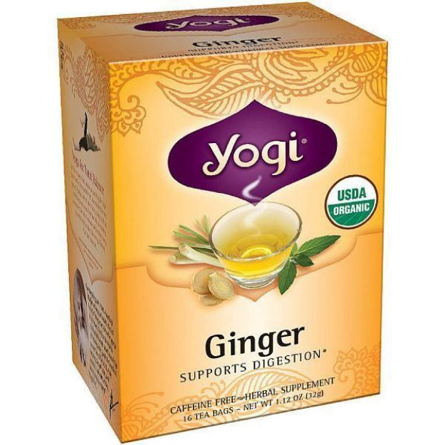 Yogi® Ginger - Supports Healthy Digestion