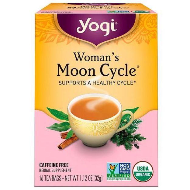 Yogi® Woman's Moon Cycle® Tea - Supports a Healthy Cycle