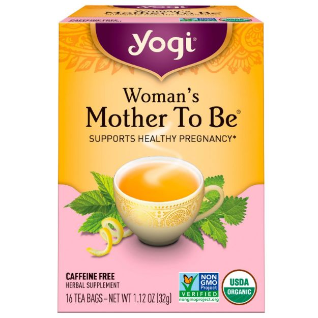 Yogi® Woman's Mother-To-Be® Tea - Supports Healthy Pregnancy