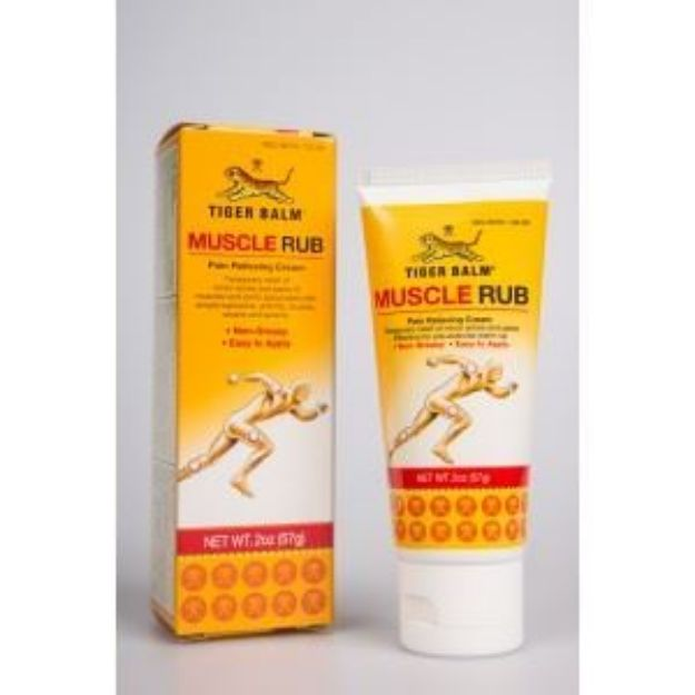 Tiger Balm® Muscle Rub Pain Relieving Cream