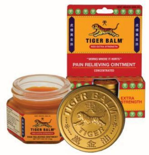 Tiger Balm® Red Pain Relieving Ointment Extra Strength (large)
