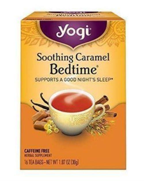 Yogi® Soothing Caramel Bedtime® Tea - Supports a Good Night's Sleep