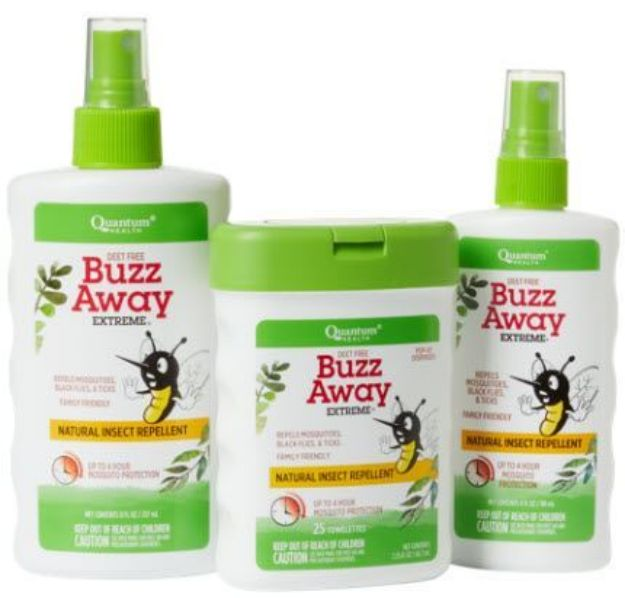 Quantum® Buzz Away Extreme Insect Repellent