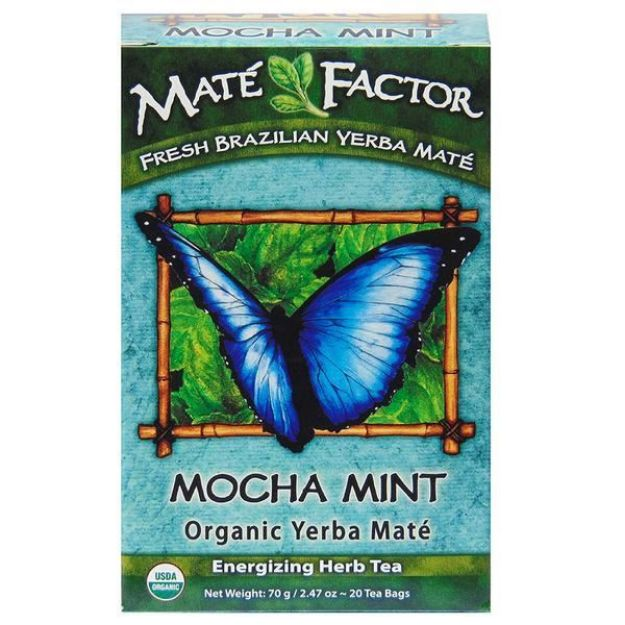 Mate Factor Mocha Mint Yerba Mate
