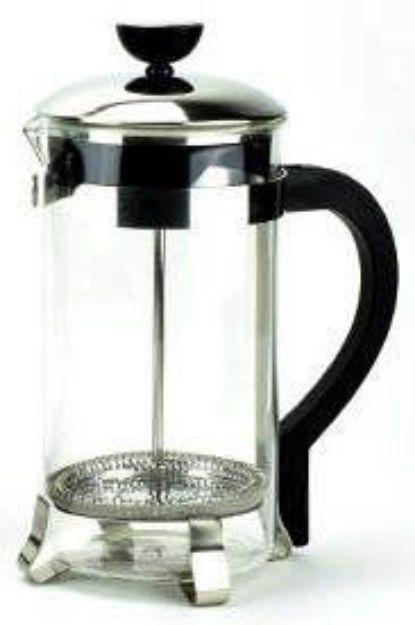 Tea & Coffee Press (Chrome - 32oz)