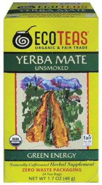 Eco Teas Yerba Mate Tea