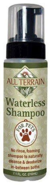 All Terrain Waterless Pet Shampoo