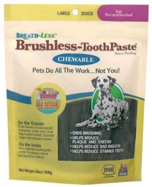 Ark Naturals Large Dogs Brushess Toothpaste