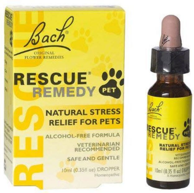 Bach Flower Remedies Pet Rescue Remedy 10 ML