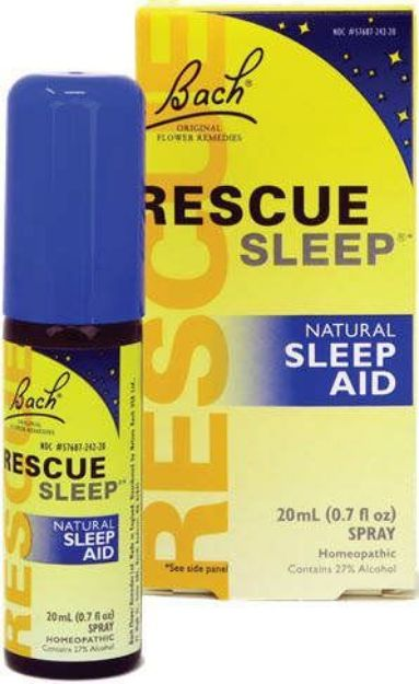 Bach Flower Remedies Rescue Sleep Spray 20 ML