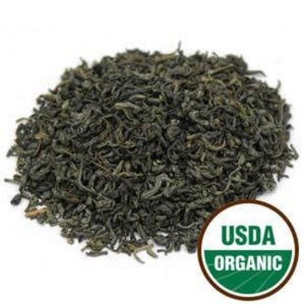 Green Tea (Chunmee) Organic