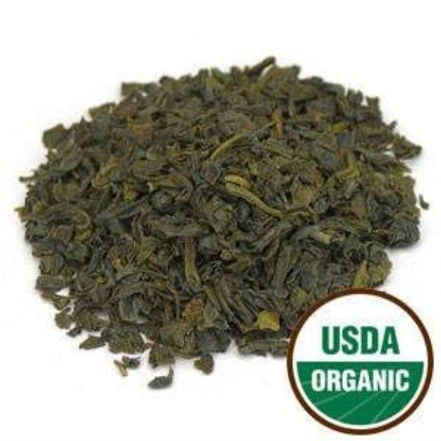 Earl Grey Green Tea Fair Trade Organic