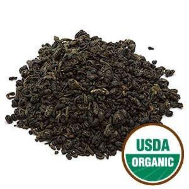 Gunpowder Green Tea Special Grade Organic