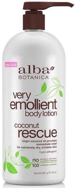 Alba Botanica Coconut Rescue Body Lotion