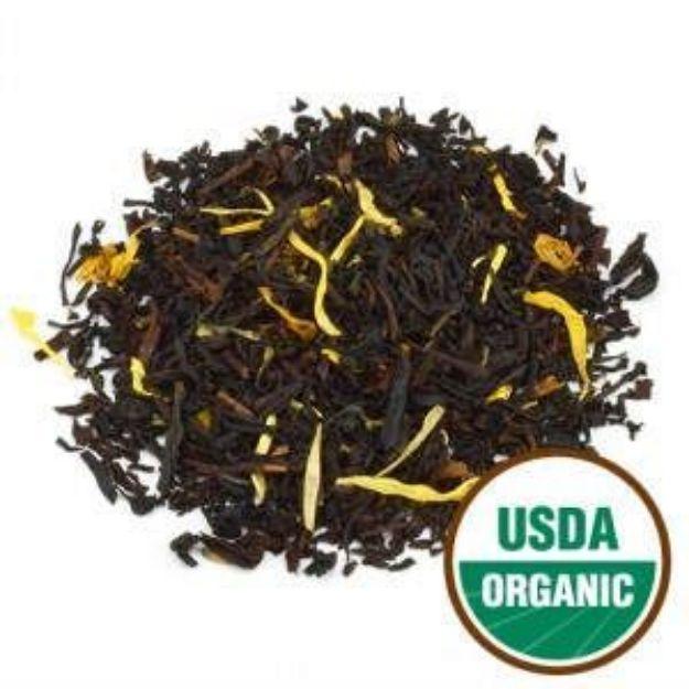Peach Flavored Tea Organic