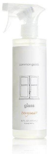 Glass Cleaner - Bergamot (16 fl. oz., Common Good)