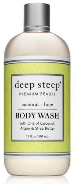 Body Wash - Coconut Line (17 fl. oz., Deep Steep)