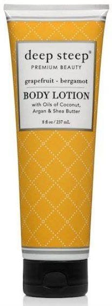 Classic Body Lotions - Grapefruit Bergamot (8 oz., Deep Steep)