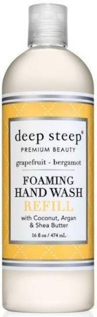 Foaming Handwash Refill - Grapefruit Bergamot (16 fl. oz., Deep Steep)