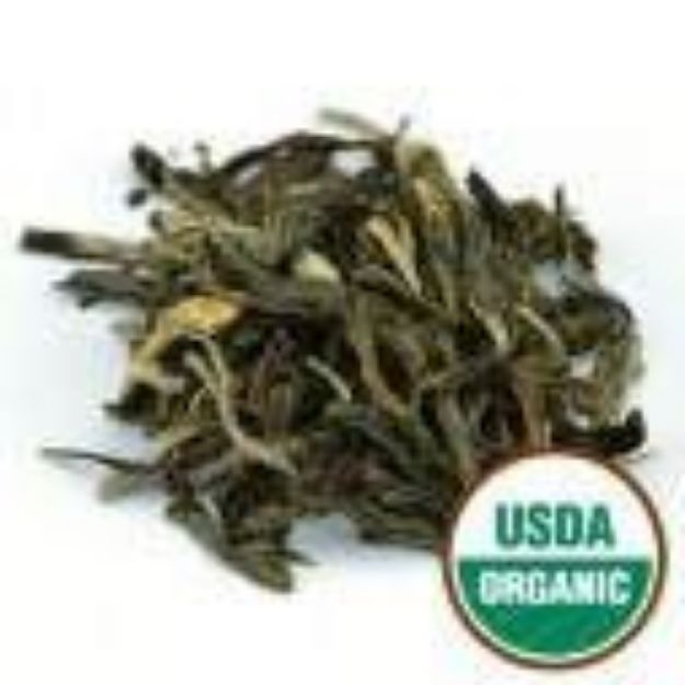 Pu'erh White Tea Organic