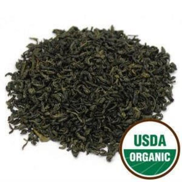 Young Hyson Fair Trade Tea Organic