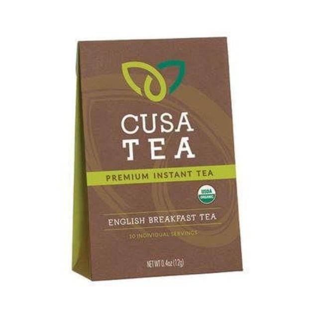 Instant English Breakfast Tea (Cusa)