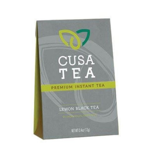 Instant Lemon Black Tea (Cusa)
