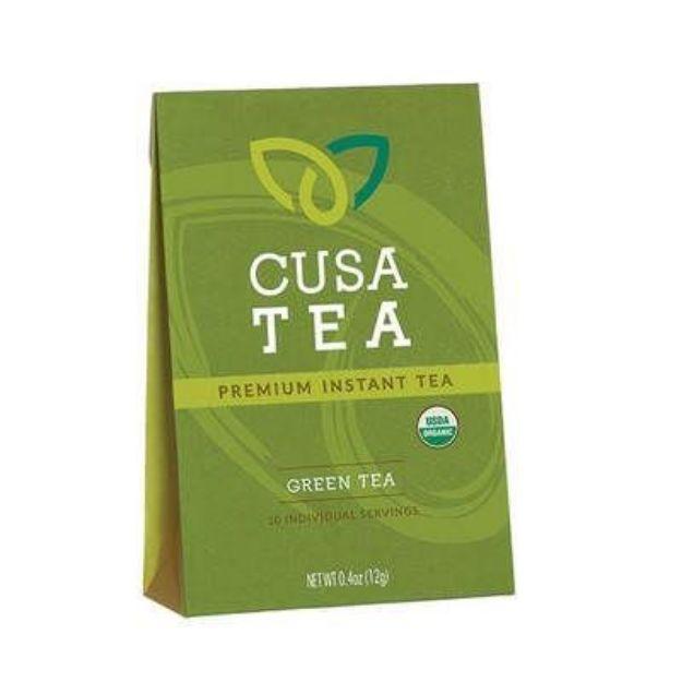 Instant Green Tea (Cusa)