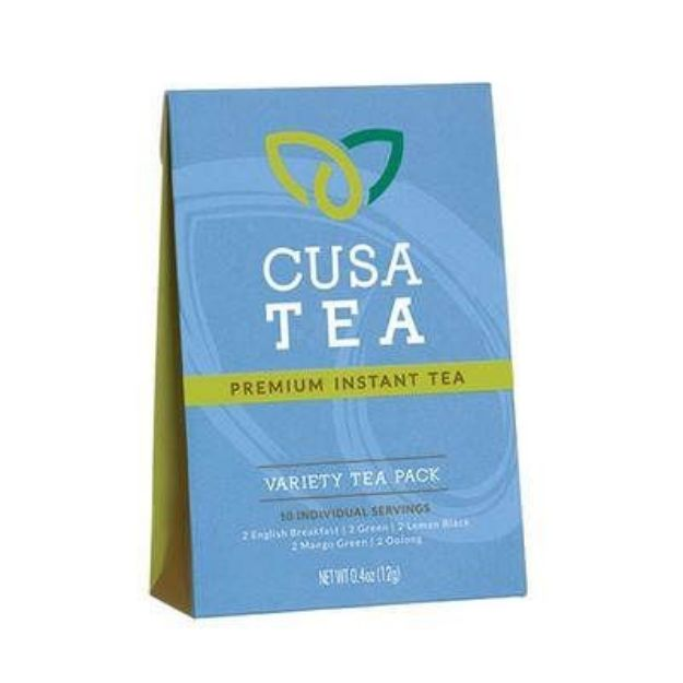 Instant Variety Pack Tea (Cusa)
