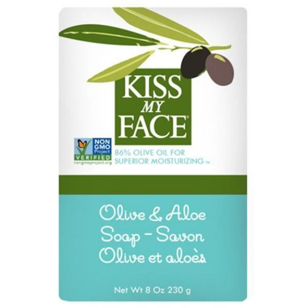Olive & Aloe Bar Soap (8 oz., Kiss My Face)