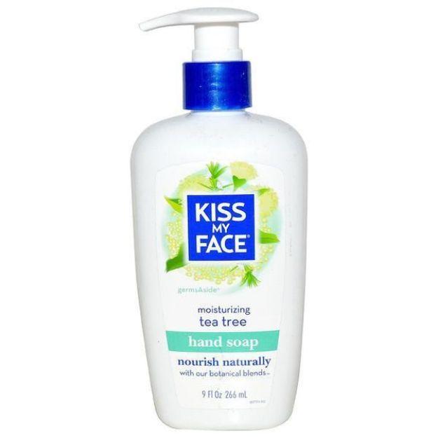 Tea Tree Germs Aside Moisturizing Hand Soap (9 fl. oz., Kiss My Face)