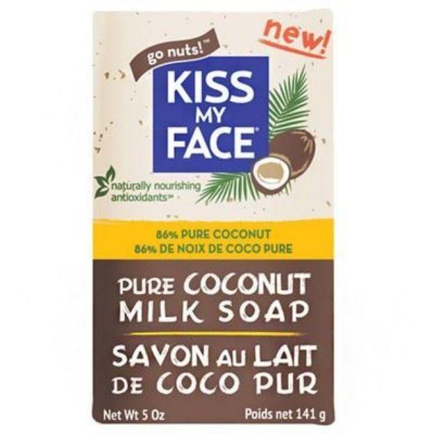 Pure Coconut Milk Soap  (5 oz., Kiss My Face)