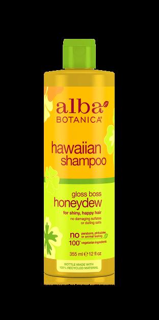 Shampoo - Honeydew (12 fl. oz., Alba Botanica)
