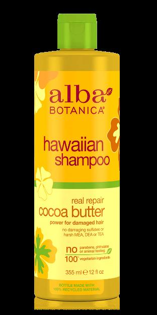 Shampoo - Cocoa Butter (12 fl. oz., Alba Botanica)