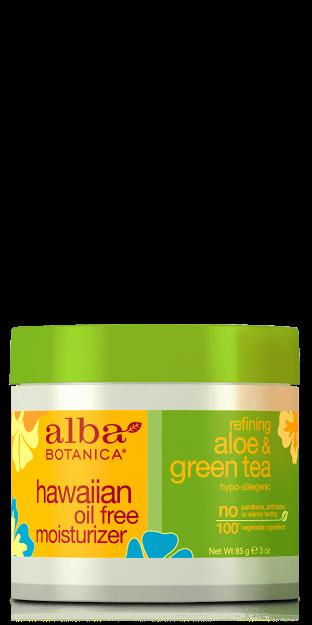 Aloa & Green Tea Oil-Free Moisturizer (3 fl. oz., Alba Botanica)