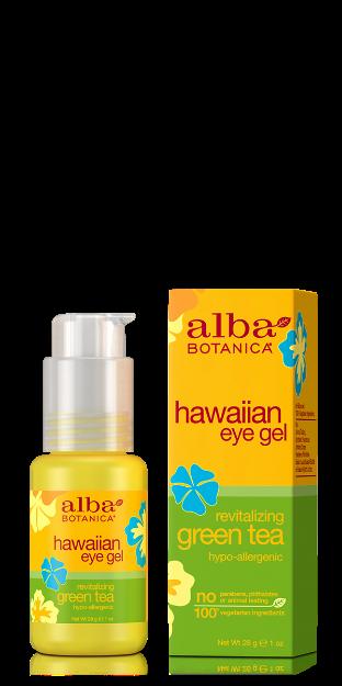 Green Tea Eye Gel (1 oz., Alba Botanica)
