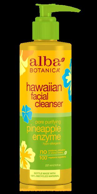 Facial Cleanser - Pineapple Enzyme (8 fl. oz., Alba Botanica)