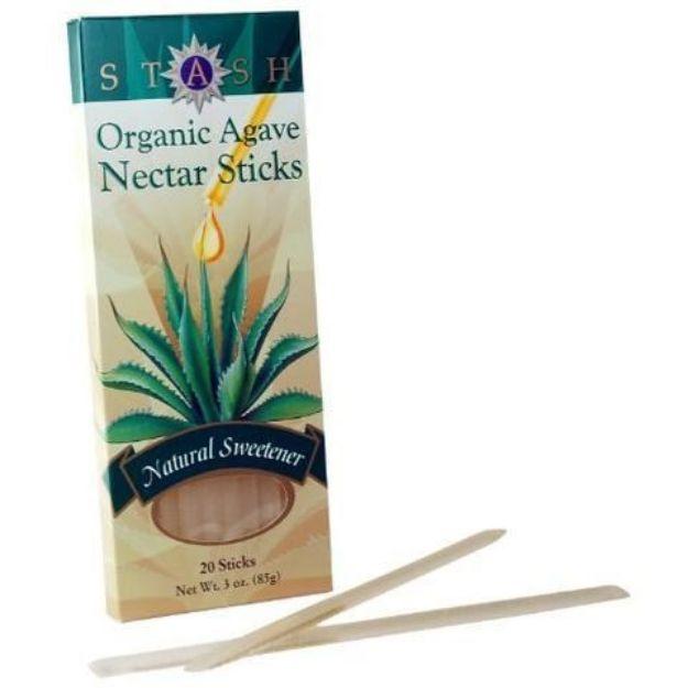 Agave Nectar Sticks (20 count, Stash Tea)