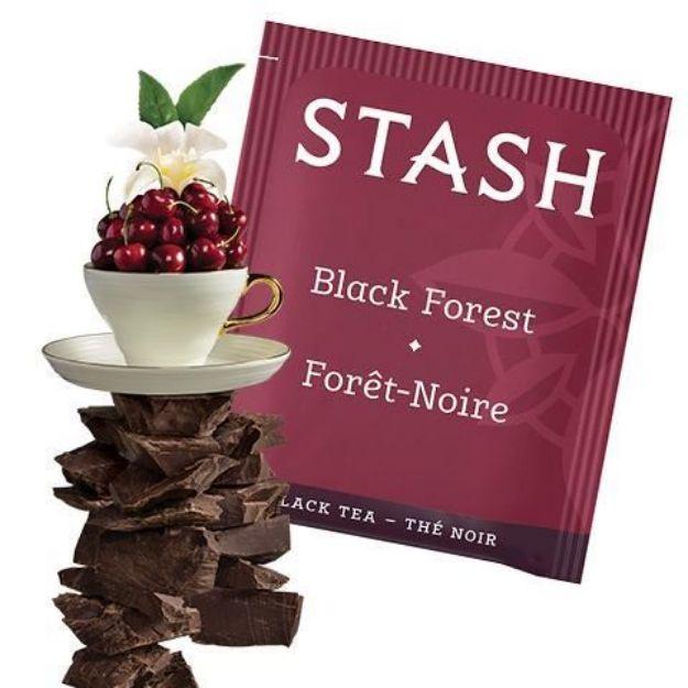 Black Forest (18 tea bags, Stash Tea)