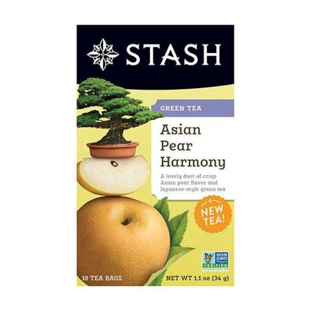 Asian Pear Harmony (18 tea bags, Stash Tea)