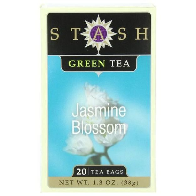 Jasmine Blossom (20 tea bags, Stash Tea)