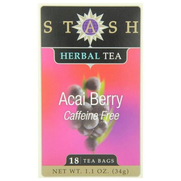 Acai Berry (18 tea bags, Stash Tea)