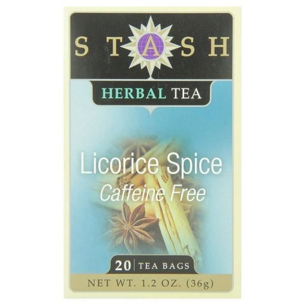 Licorice Spice (20 tea bags, Stash Tea)